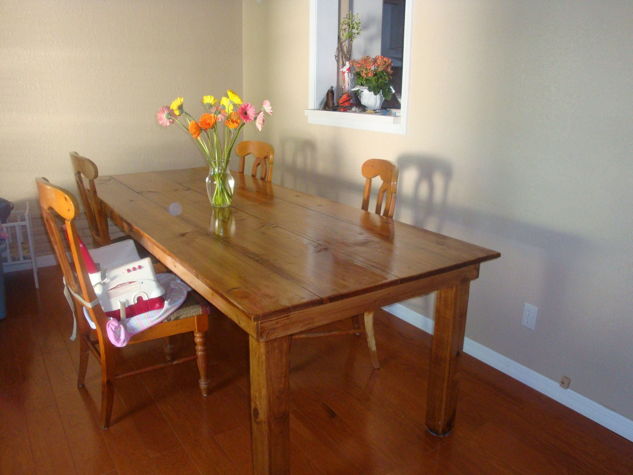 Farmhouse Dinner Table | Do It Yourself Home Projects From Ana White