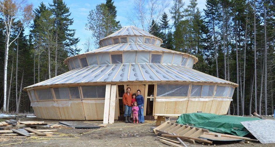 California Yurts inc  home | California Round House DBA