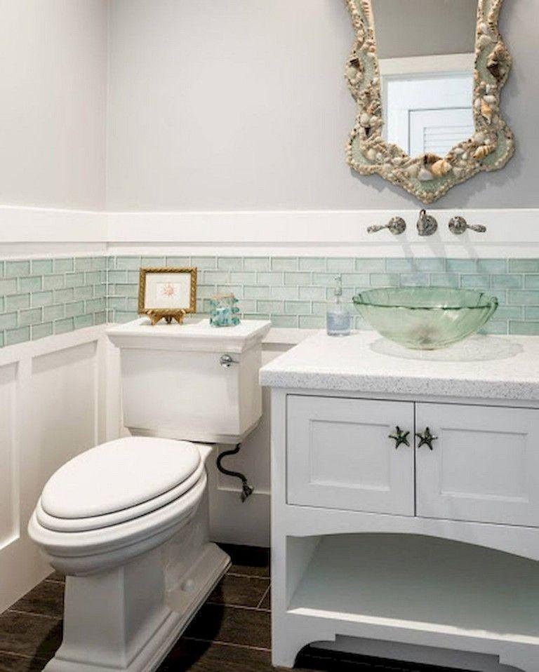 82 Modern Style Bathroom Decor Ideas Coastal Bathroom Design Coastal Bathroom Decor Beach House Bathroom