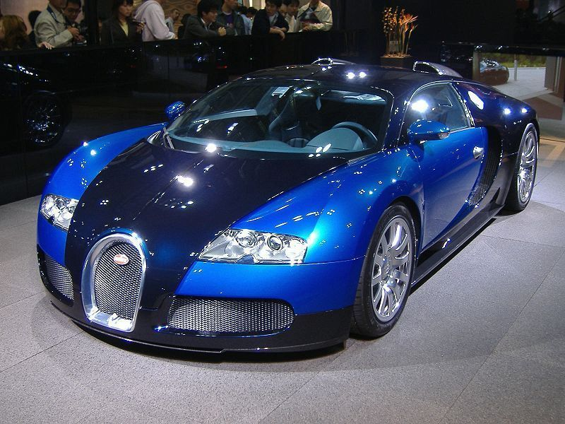 Voted One Of The Best Cars Around Fastest Cars In The World