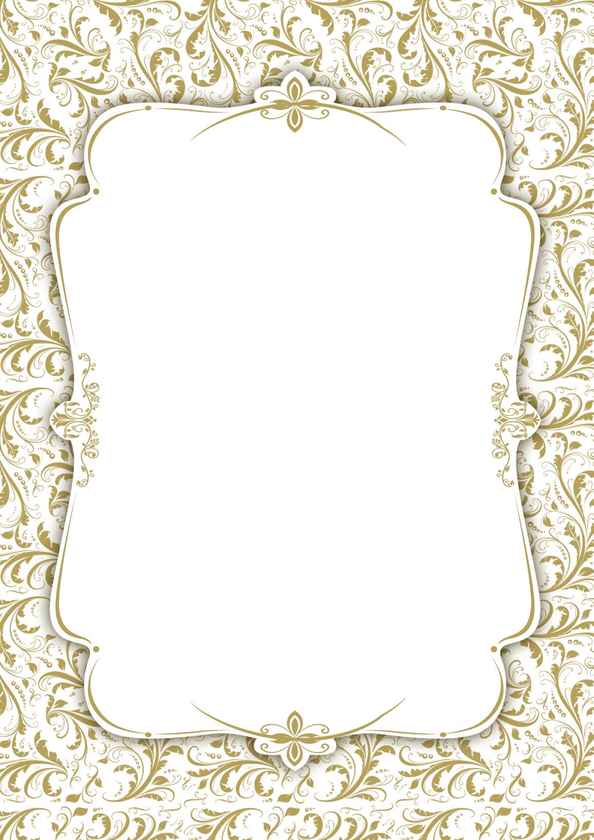 Tasteful Tapestry Frame Free Wedding Invitation Template Greetings Island Invitation