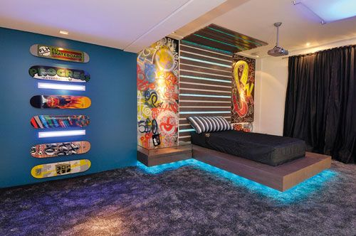 Mira cuadros juveniles para dormitorios j venes hombres for Decoracion hogar joven