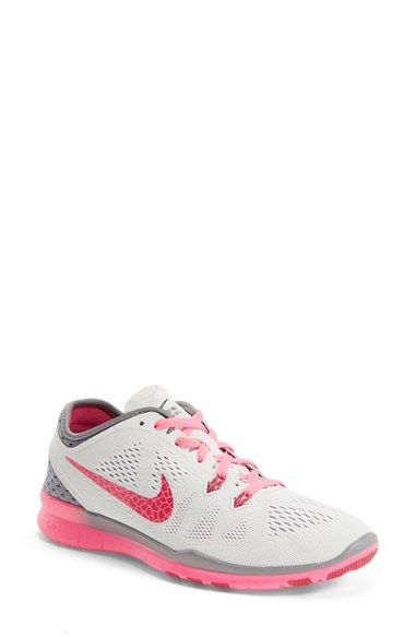 Nike 'Free 5.0 TR Fit 5 Breathe' Training Shoe (Women