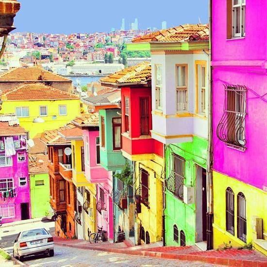 Balat Istanbul Turkey Dreaming Of A Weekend Away Pinterest Istanbul Turkey
