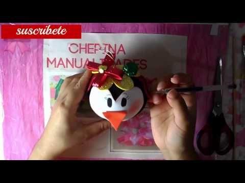 FOFUESFERA PINGUINO - YouTube