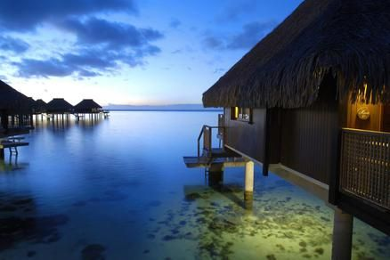 Hilton Moorea Lagoon Resort And Spa Tahiti Hotels Tahiti