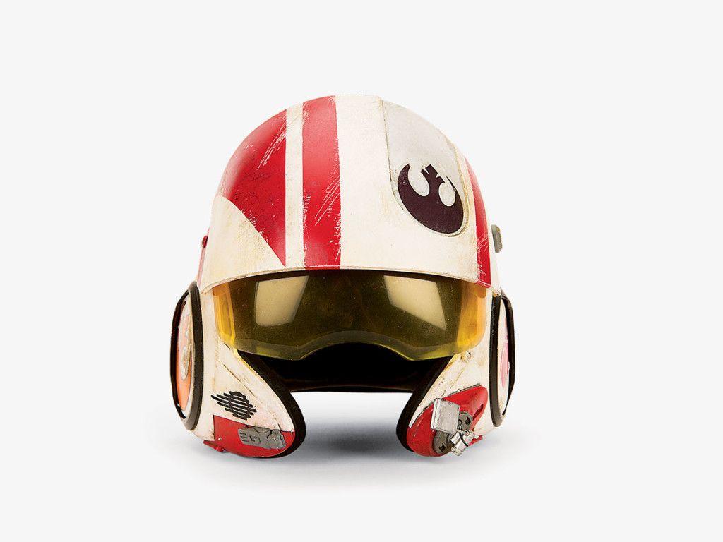 Star Wars The Force Awakens Arsenal Of Epic Battle Props Star Wars Helmet Pilot Helmet Star Wars Humor