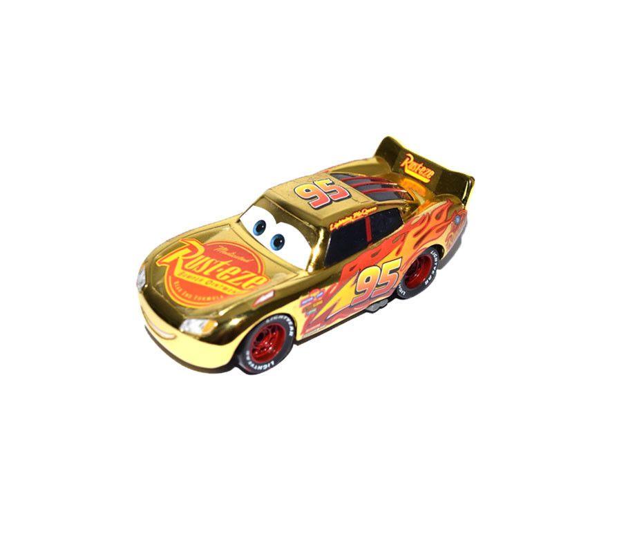 US Deals Cars Disney Pixar Cars 3 Diecast Gold Rust eze