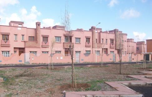 Vente villa semi fini a Marrakech Immobilier au MAROC Pinterest