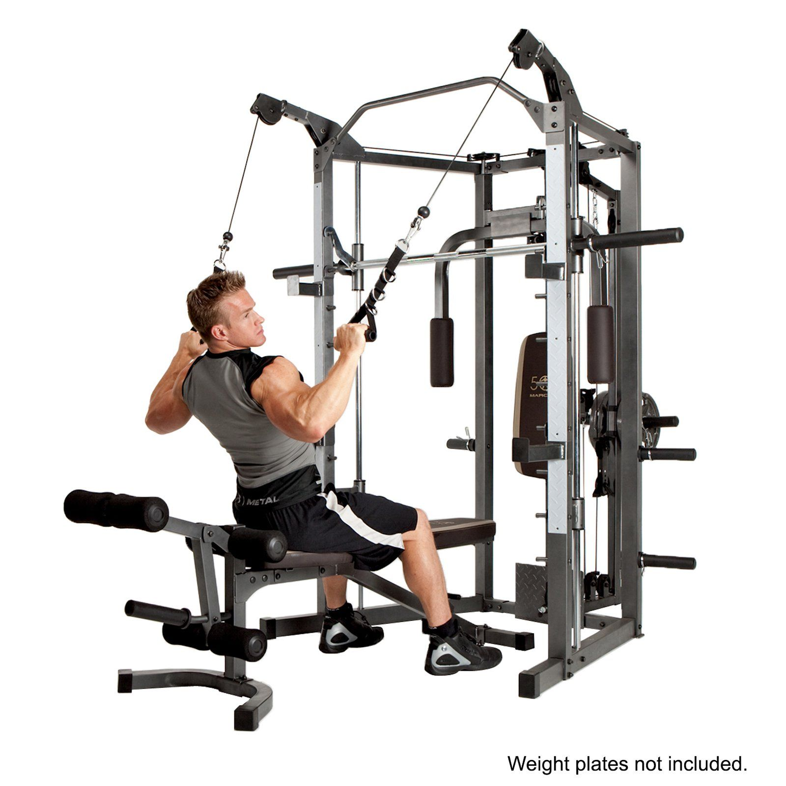 Marcy Combo Smith Machine - SM4008 | Products | Pinterest | Weight ...
