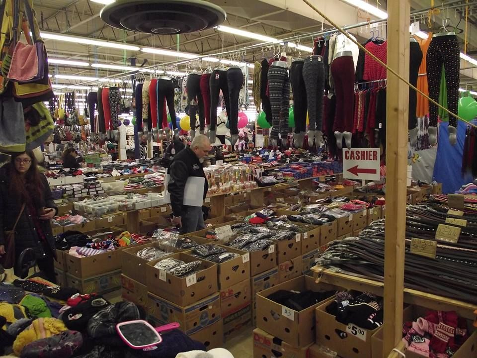 This Is The Most Epic Flea Market In Michigan