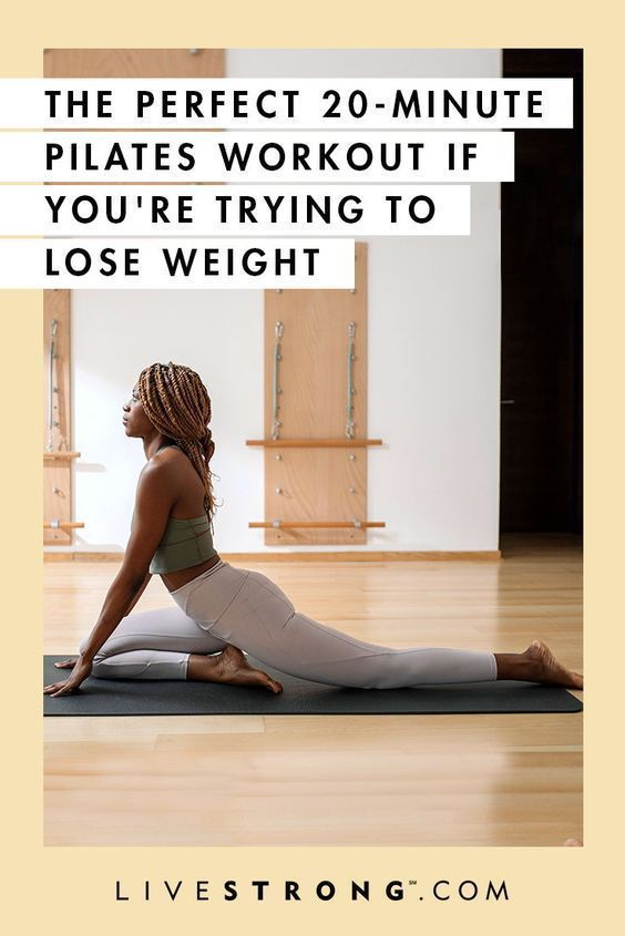 Pilates Workout for Weight Loss