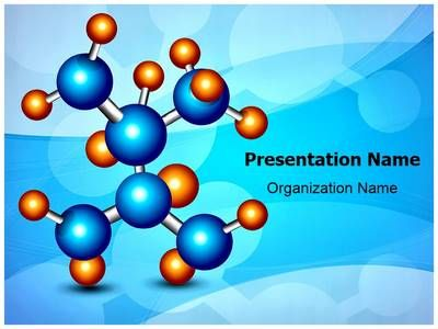 Molecule Structure Powerpoint Template is one of the best PowerPoint