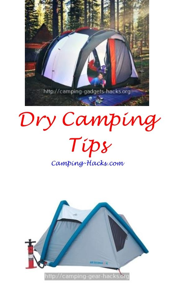 Camping Hacks Cooler