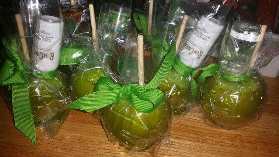 Drunken Apples Drinks Pinterest Candy Apples