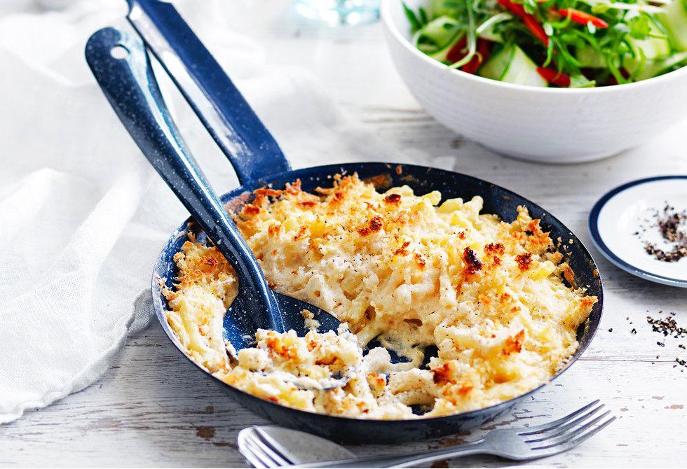 Healthier macaroni cheese recipe healthy macaroni