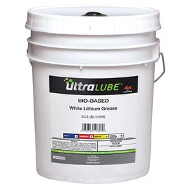 Ultra Lube 35-Lb White Lithium Biobased Grease 10309