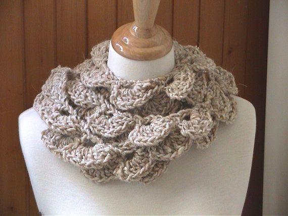 Lilirose scarf crochet pattern $3