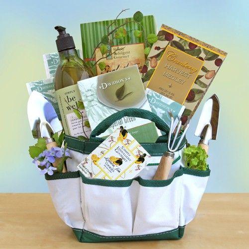 Garden Gourmet For Mom Gift Basket By California Delicious For