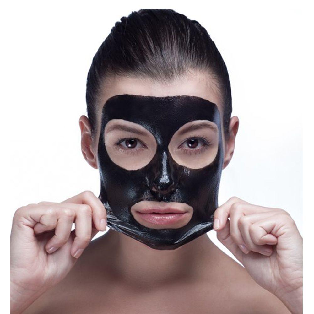 5 قطع 10 50 ملليلتر ملليلتر البثرة قناع الوجه حب الشباب البثرة المزيل تقشر الجلد النفط الجلد الميت Face Mask For Blackheads Skin Mask Skin Brightening Mask