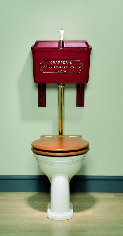 New Thomas Crapper Low Level W C Set Bathroom