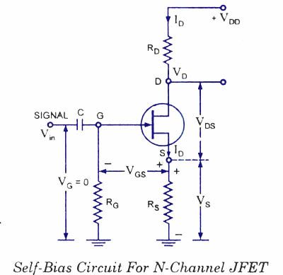 N channel jfet electronic circuits pinterest electronics projects n channel jfet ccuart Choice Image