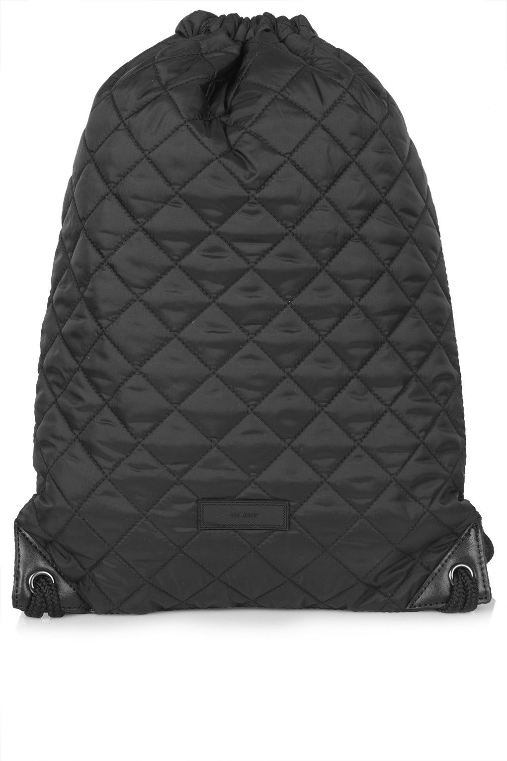 Quilted Drawstring Backpack - Bags & Purses - Bags & Accessories ...