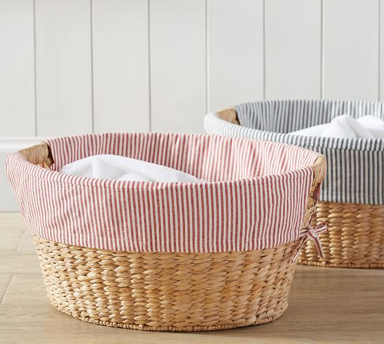 Savannah Laundry Basket Liners Wicker Laundry Basket Basket