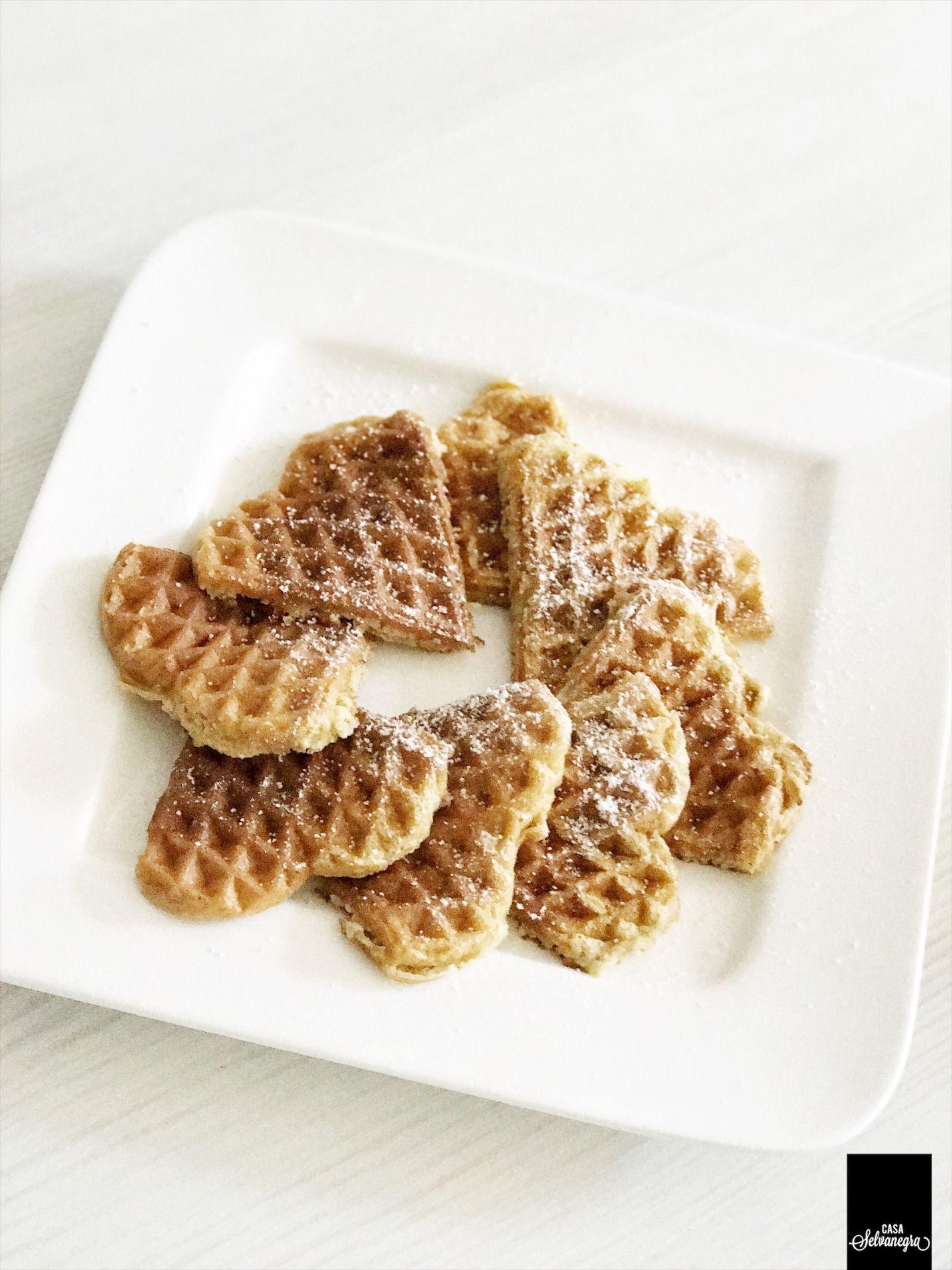fluffig gesunde Chia-Apfel-Waffeln | Rezepte | Pinterest ...