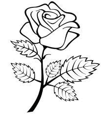 Image Result For The Coloring Of The Fairytale Page Coloring Fairytale Image Result Rose Coloring Pages Flower Sketch Images Flower Coloring Pages