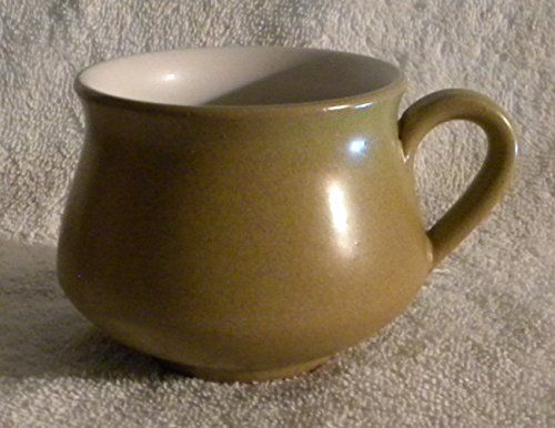 Vintage Dansk West Germany Mocha Brown Coffee Tea Mug Cup Dansk West