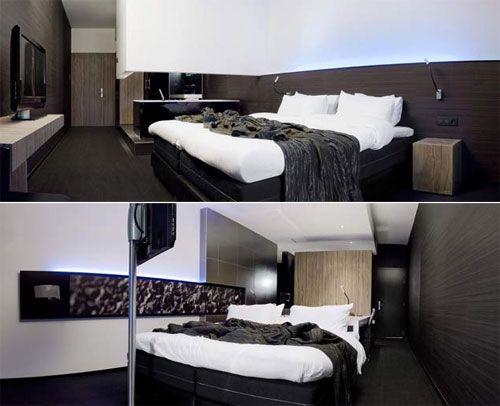 Modern Hotel Bedroom imaginative-ultra-modern-hotel-room (1200×900) | bedrooms
