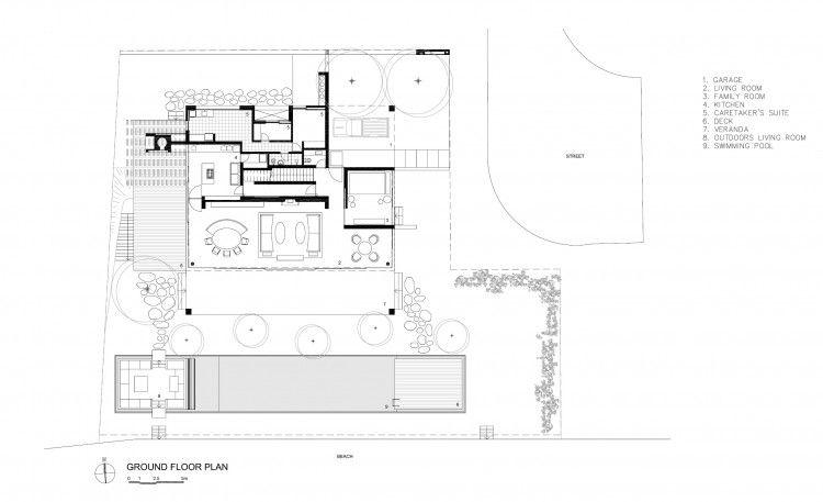 Iporanga House by Isay Weinfeld   HomeDSGN