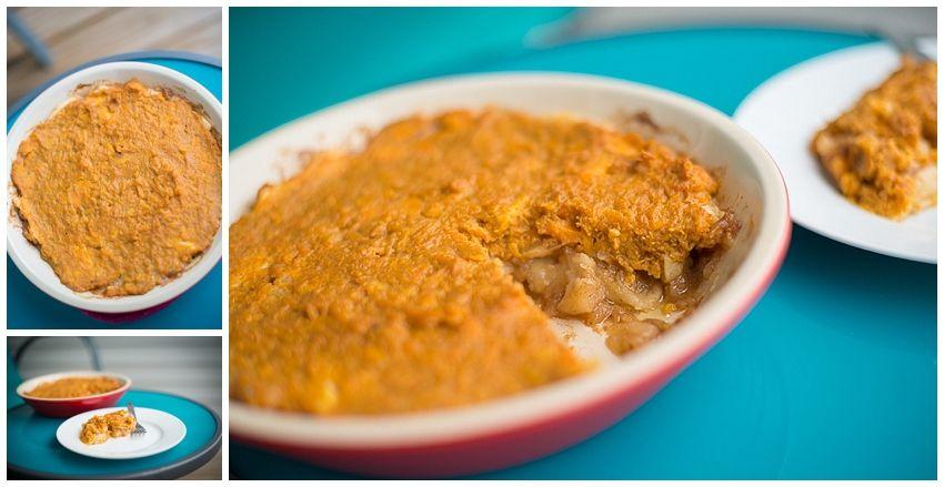 Paleo On A Budget | Sweet Potato Apple Pie | http://paleoonabudget.com