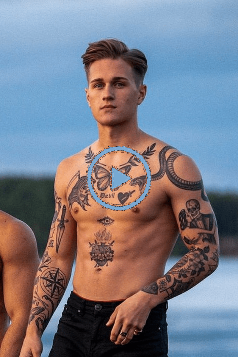40 Cool Tattoo Designs To Change Your Style Amazing 40 Cool Tattoo Designs In 2020 Chest Tattoo Men Chest Tattoo Tattoos For Guys