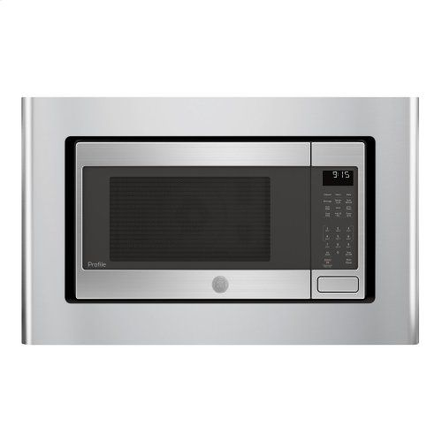 Countertop Microwave And Convection Oven Combo: GE Profile™ 1.5 Cu. Ft. Countertop Convection/Microwave