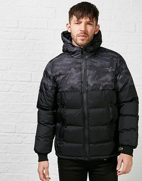 #ARKMENS love a classic puffa jacket - Supply & Demand Mount II Jacket in  Black