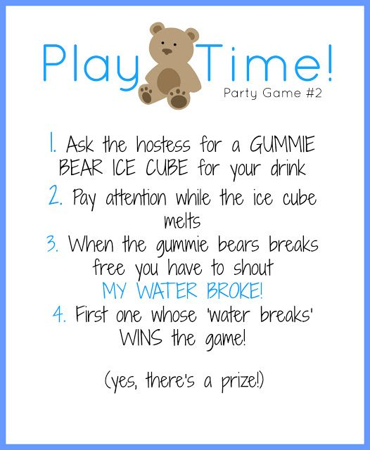 free baby shower games printouts kiddo shelter
