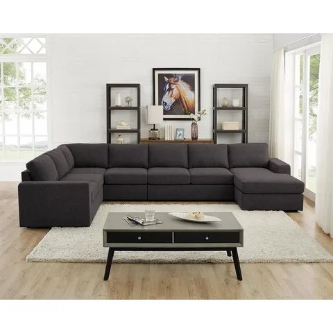 Buy L Shape Sectional Sofas Online At Overstock Our Best Living Room Furniture Deals In 2020 Modular Sectional Sofa Sectional Living Room Layout Livingroom Layout