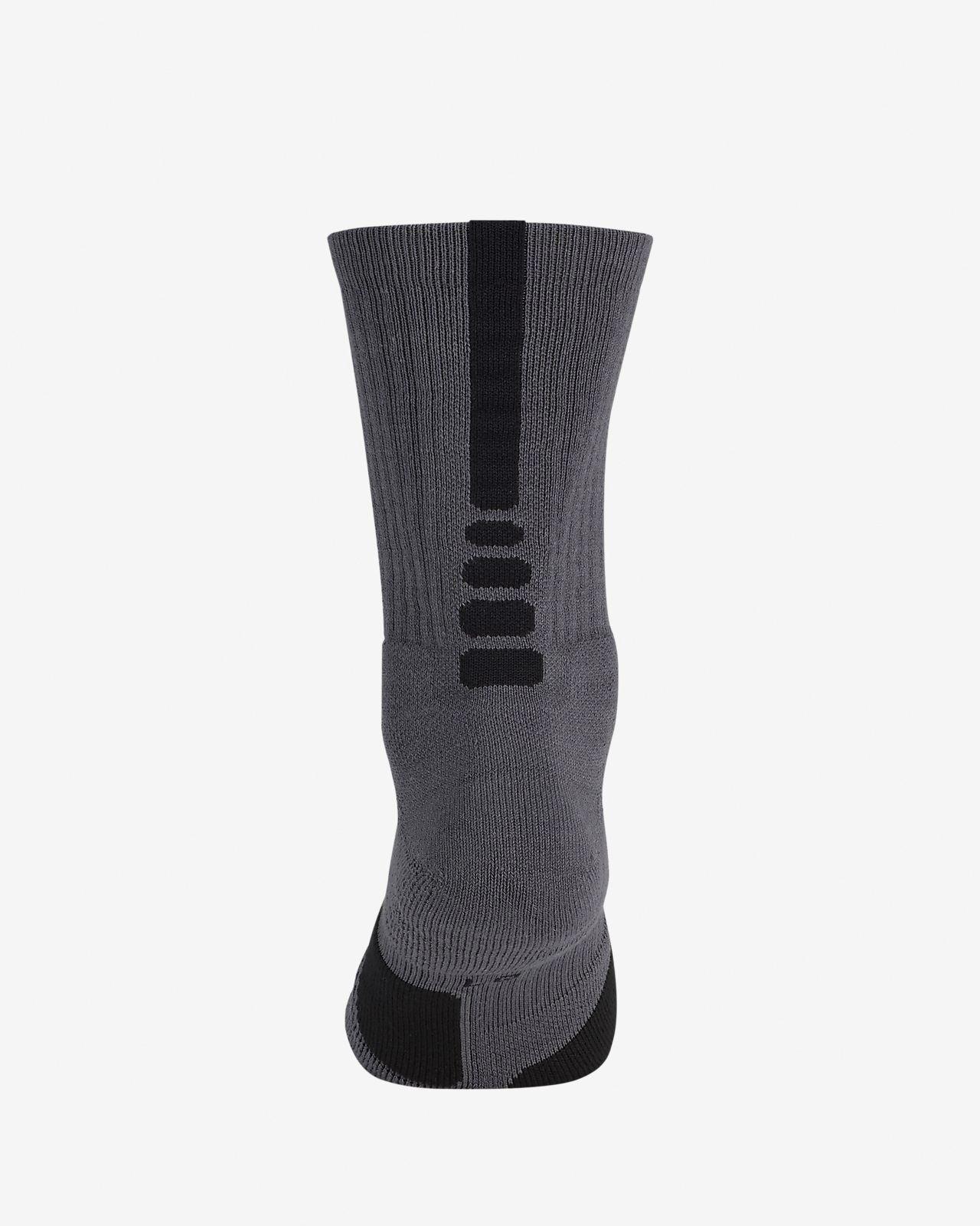 844dabbcdb6cbb Nike Dry Elite 1.5 Crew Basketball Socks - L (W 10-13  M 8-12)   basketballsocks