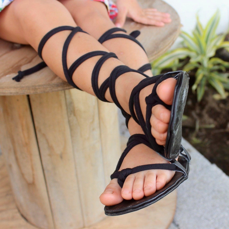 Gladiator sandals, Toddler
