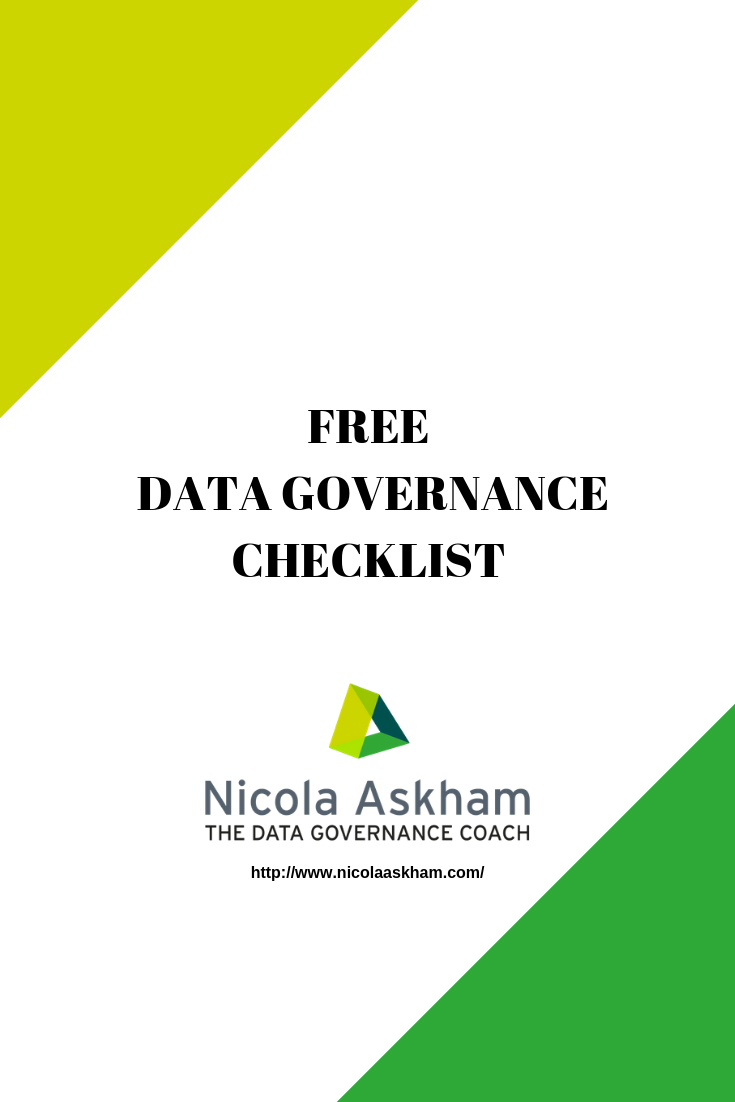 A High Level Outline Checklist To Help You Successfully Design And Implement A Data Governance Framework Data Checklist How To Plan