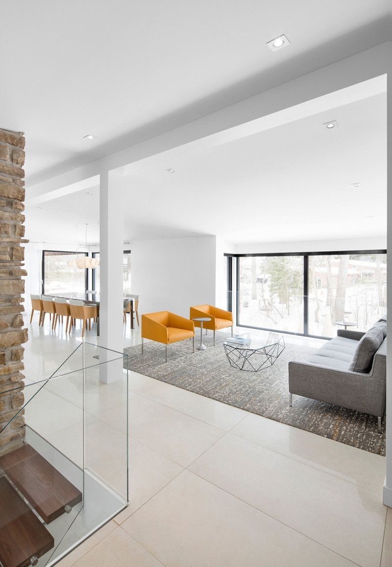 A 1960s House Is Given A Contemporary Update Without Losing Its Soul ...