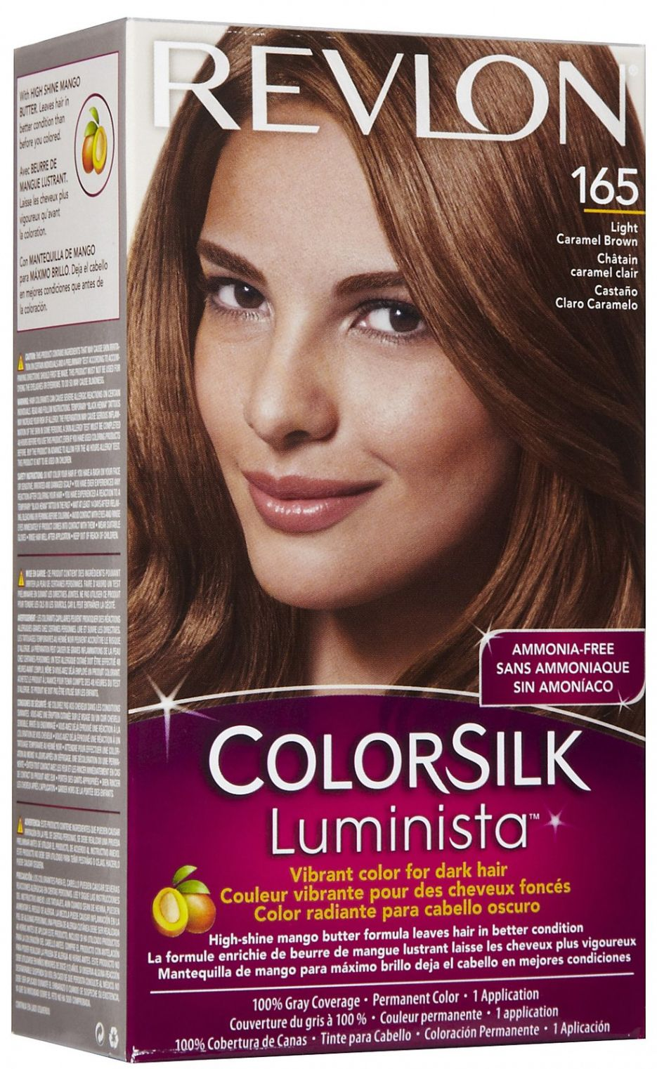 Revlon Light Caramel Brown Hair Color Best Hair Color To Cover