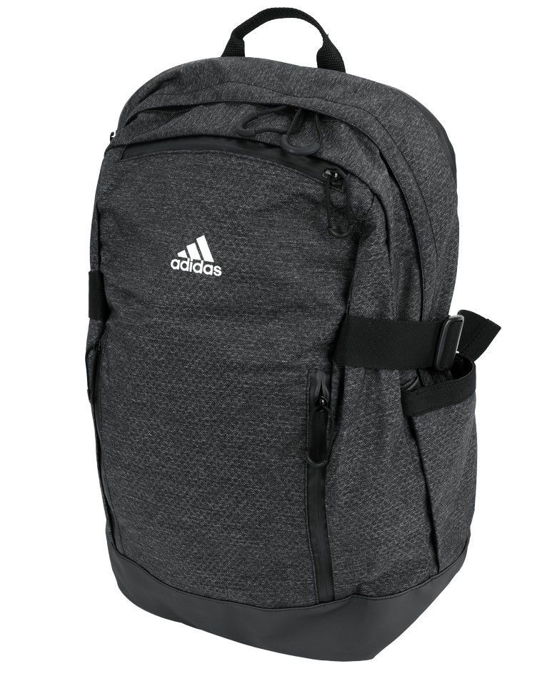 7b1537541409 adidas Urban Power Backpack Bag School Soccer Hiking Cycling Casual Gray  DM7689  adidas  Backpacks
