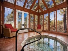 Sunrooms With Hot Tubs Google Search