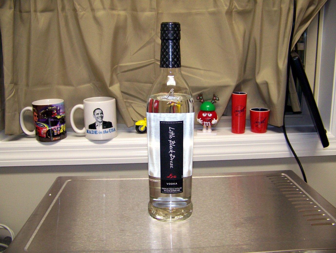 Little Black Dress Vodka