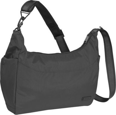 To Avoid Barcelona S Pick Pockets Pacsafe Citysafe 200 Gii Anti Theft Handbag Via Ebags