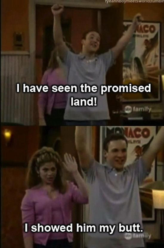 20 Ways Cory And Topanga Gave You Unrealistic Expectations About Relationships