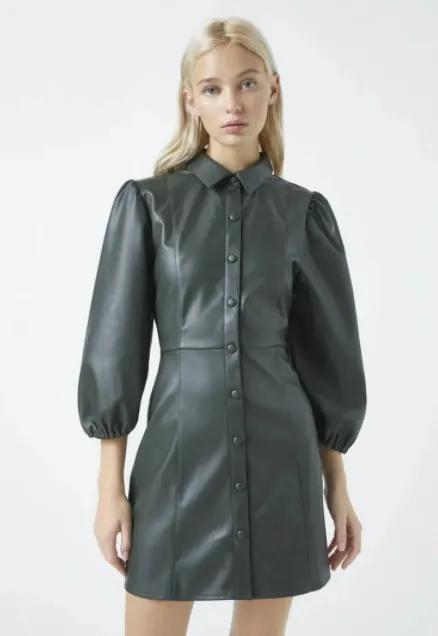 какого цвета выбрать платье рубашку